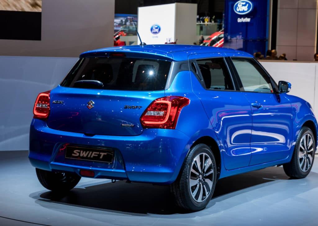 Bremsscheiben Bremsbeläge vorne Bremstrommel Zubehör hinten Suzuki Swift III