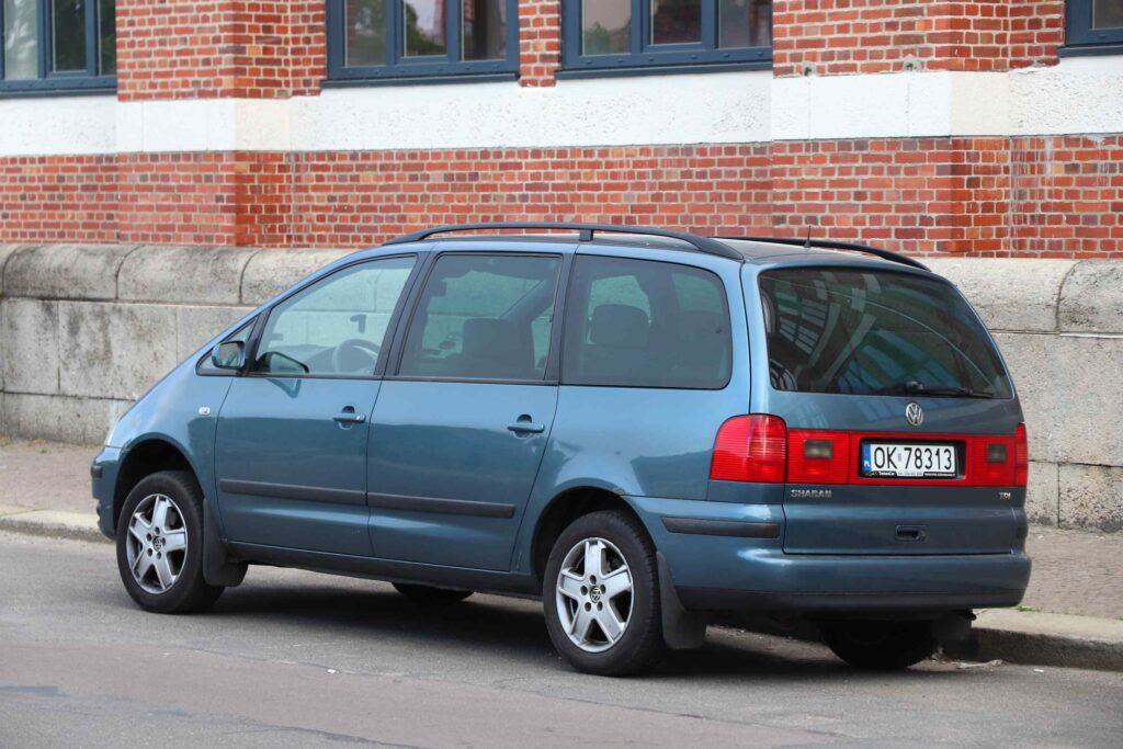 VW Sharan Bremsenwechsel hinten