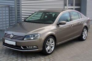 Bremsenwechsel VW Passat vorne