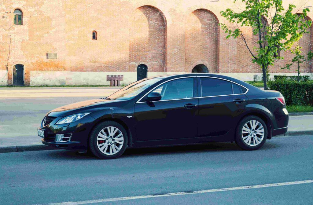 Hintere Bremsen beim Mazda 6 wechseln