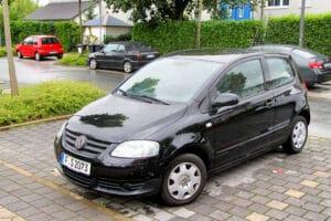Bremsenwechsel beim VW Fox