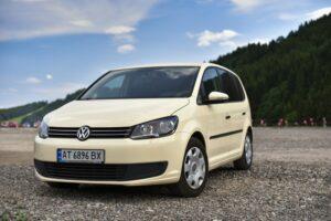 Bremsen wechseln vorne beim VW Touran