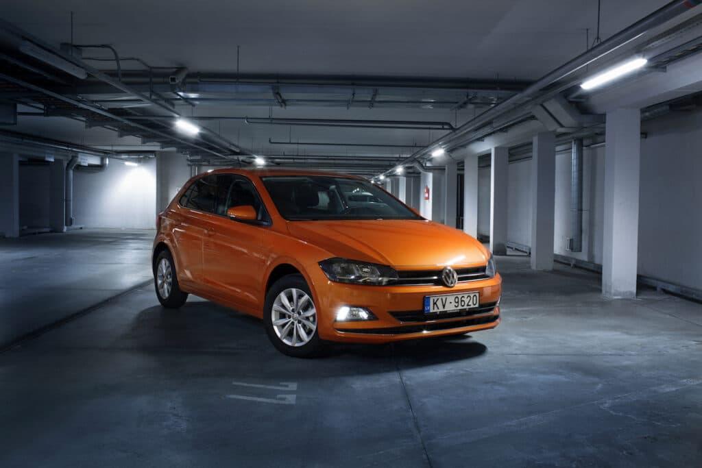 Bremsenwechsel bei einem VW Polo