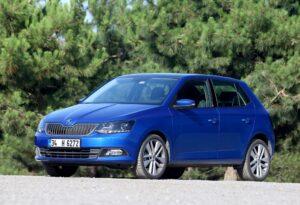 Bremsen wechseln vorne beim Škoda Fabia