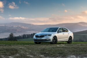 Bremsenwechsel vorne beim Škoda Octavia