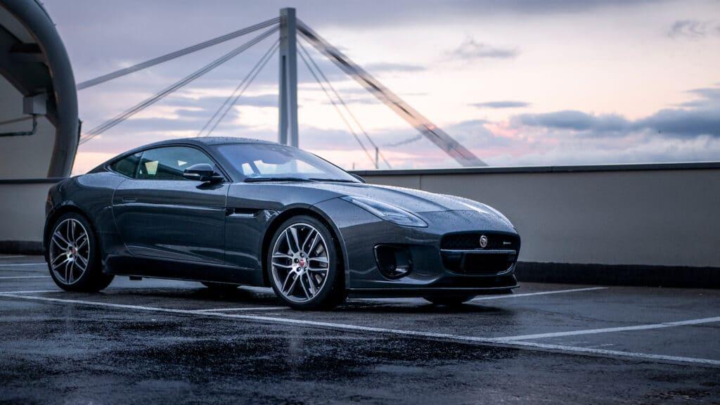 Rechts u.a für Ford JaguarBremszange Bremssattel Hinten
