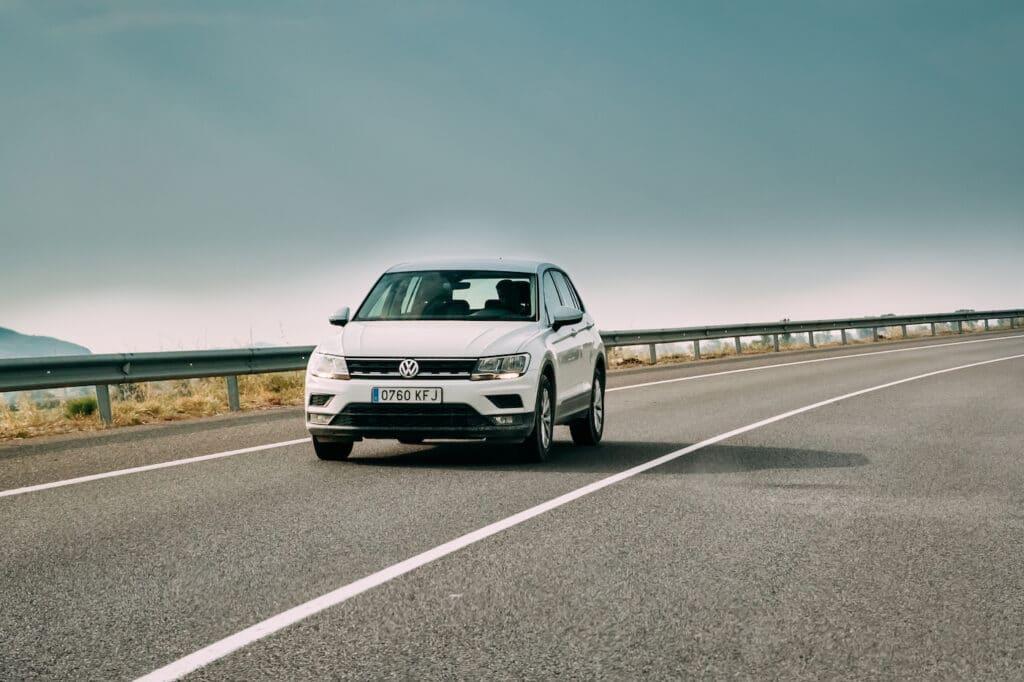 Anhängerkupplung nachrüsten beim VW Tiguan