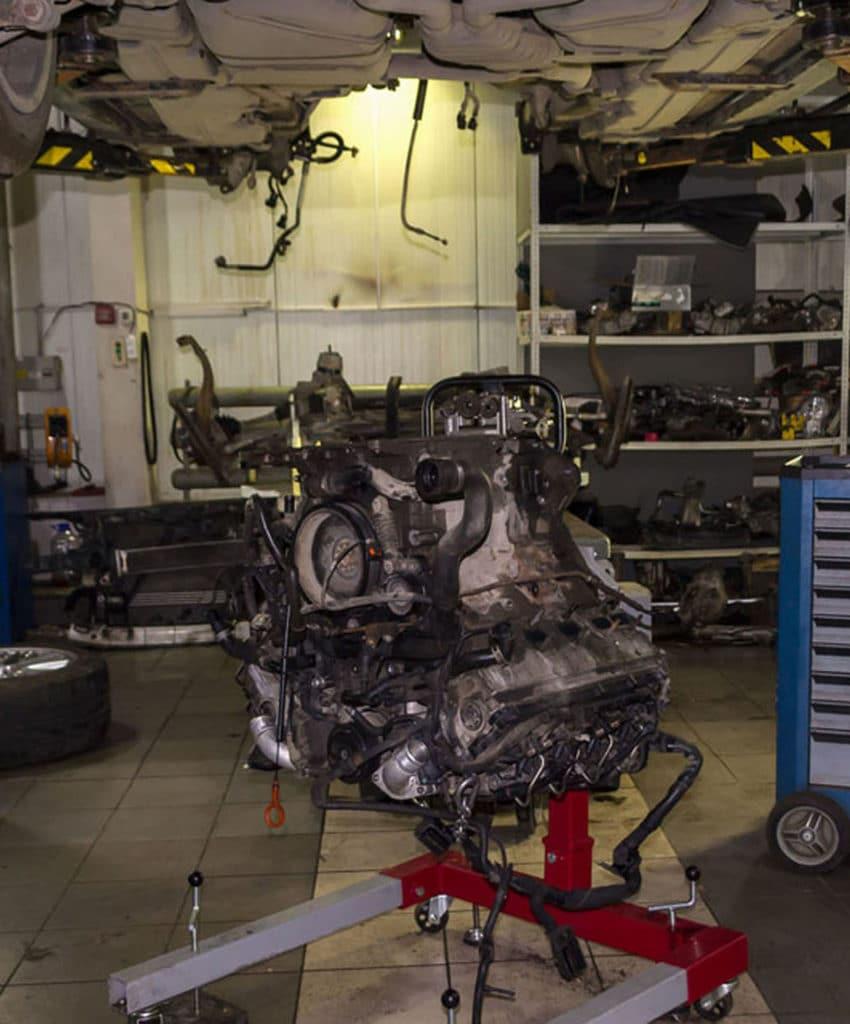 Motorschaden: Wann lohnt sich die Reparatur?