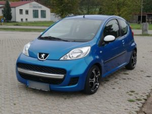Restwert Peugeot 107