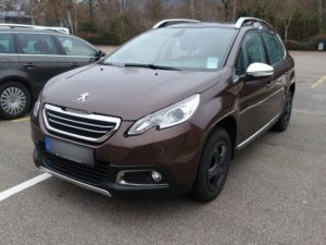 Restwert Peugeot 2008