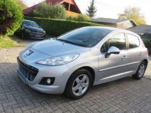 Restwert Peugeot 207