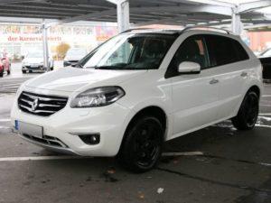 Restwert Renault Koleos