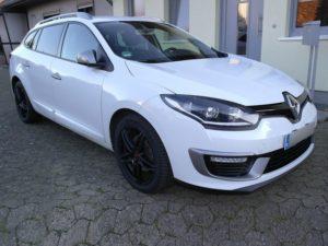 Restwert Renault Megane