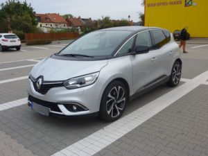 Restwert Renault Scenic