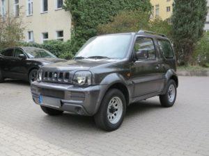 Restwert Suzuki Jimny