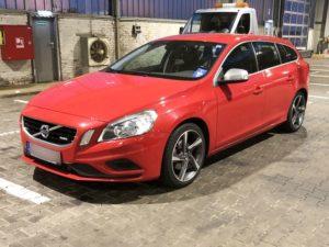 Restwert Volvo V60