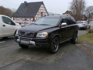 Restwert Volvo XC 90