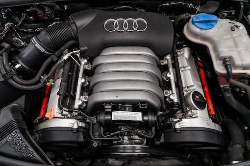 Oftmals gebuchte Audi Modelle für eine Inspektion