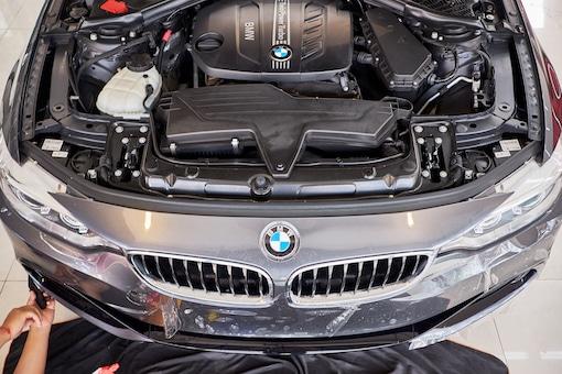 Oftmals gebuchte BMW Inspektionen