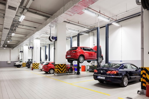 Oftmals gebuchte VW Inspektionen nach Modell