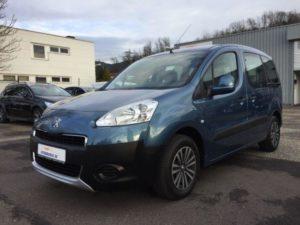 Restwert Peugeot Partner