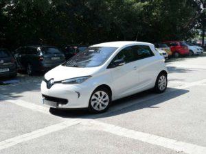 Restwert Renault Zoe