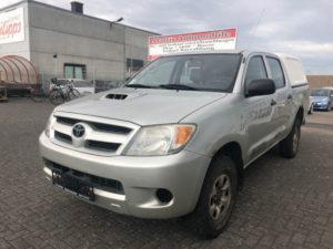 Restwert Toyota Hilux