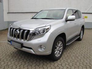 Restwert Toyota Land Cruiser