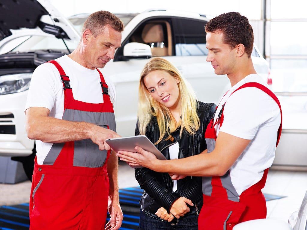 Auto verkaufen mit repareo