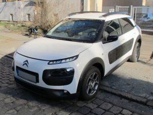 Wie viel ist Ihr Citroën Cactus wert?