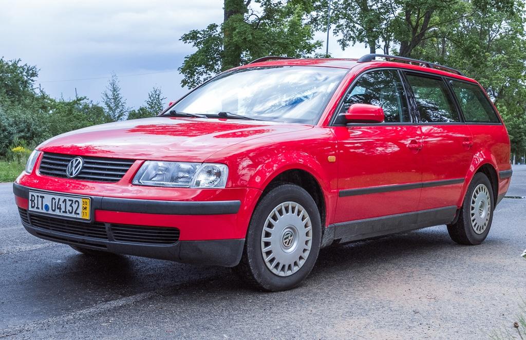 Zahnriemenwechsel VW Passat B5