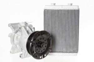 Kompressor, Kondensator Ersatzteile