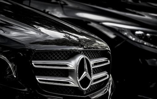 Oft gebuchte Mercedes Bremsenwechsel nach Modell