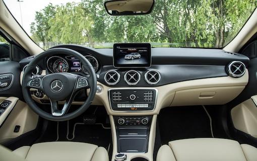 Oft gebuchte Mercedes Klimaservice nach Modell
