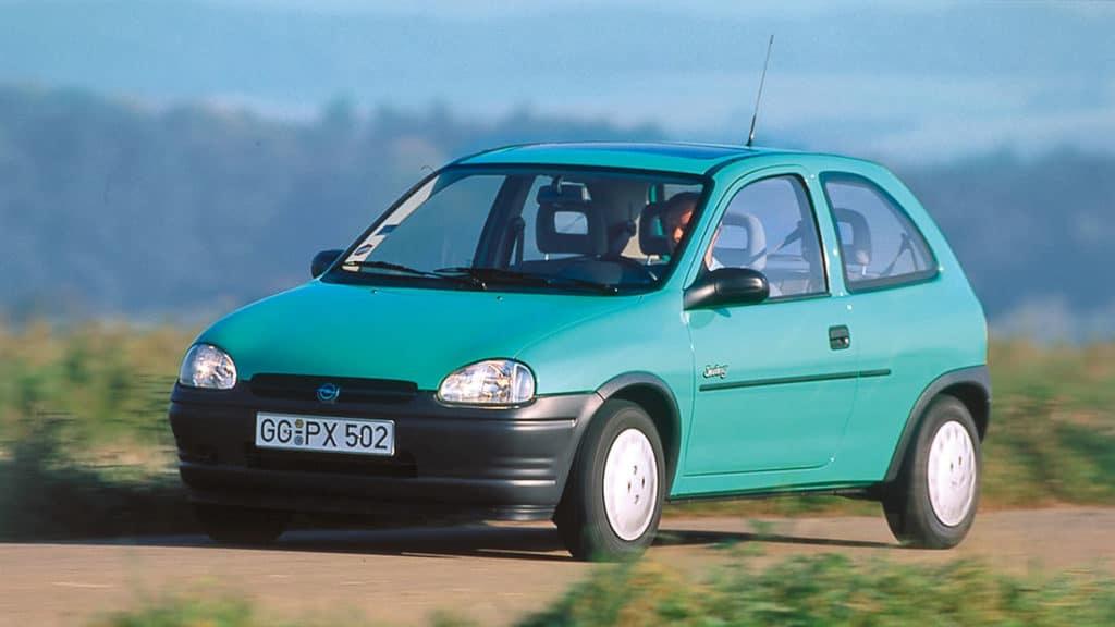 Zahnriemenwechsel beim Opel Corsa B