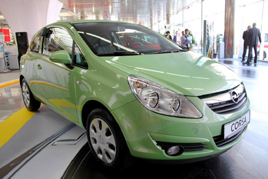 Zahnriemenwechsel beim Opel Corsa D