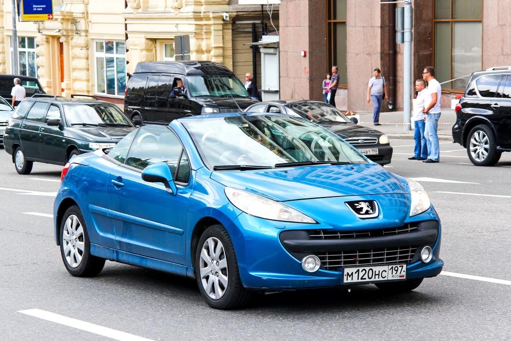 Zahnriemenwechsel beim Peugeot 207 1.4 HDi