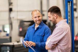 Zahnriemenwechsel und weitere Servicethemen Peugeot 207