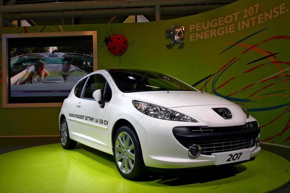 Zahnriemenwechsel am Peugeot 207 fachgerecht ausführen lassen