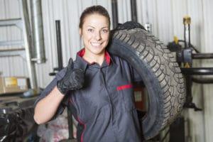 Reifen rechtzeitig wechseln