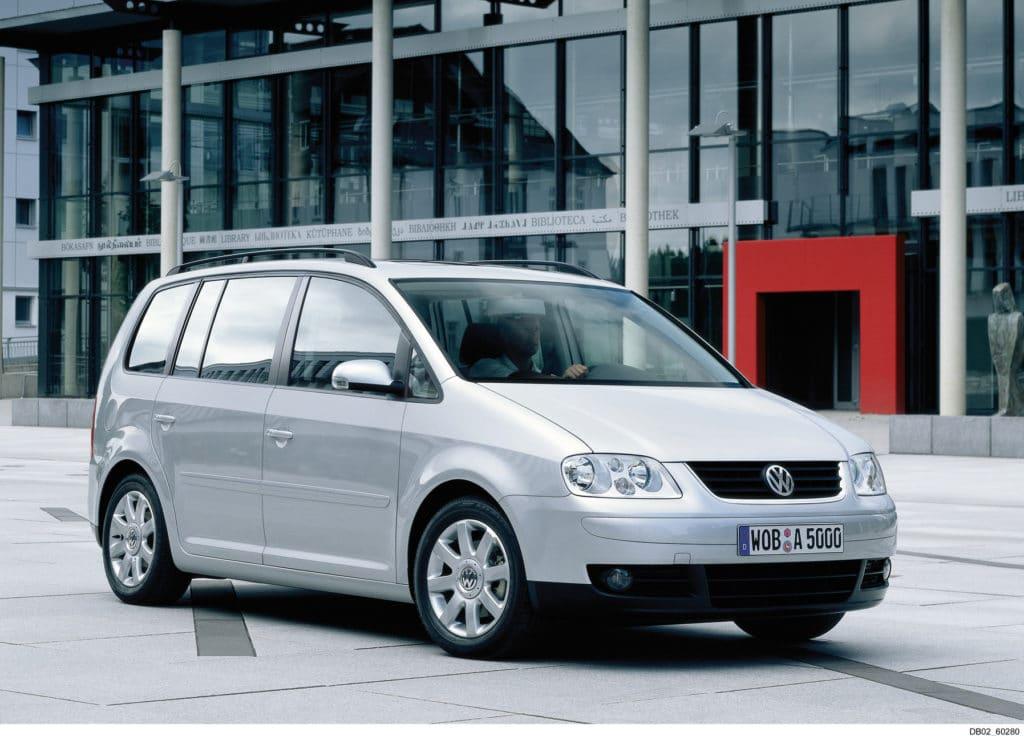 VW Touran 1T1