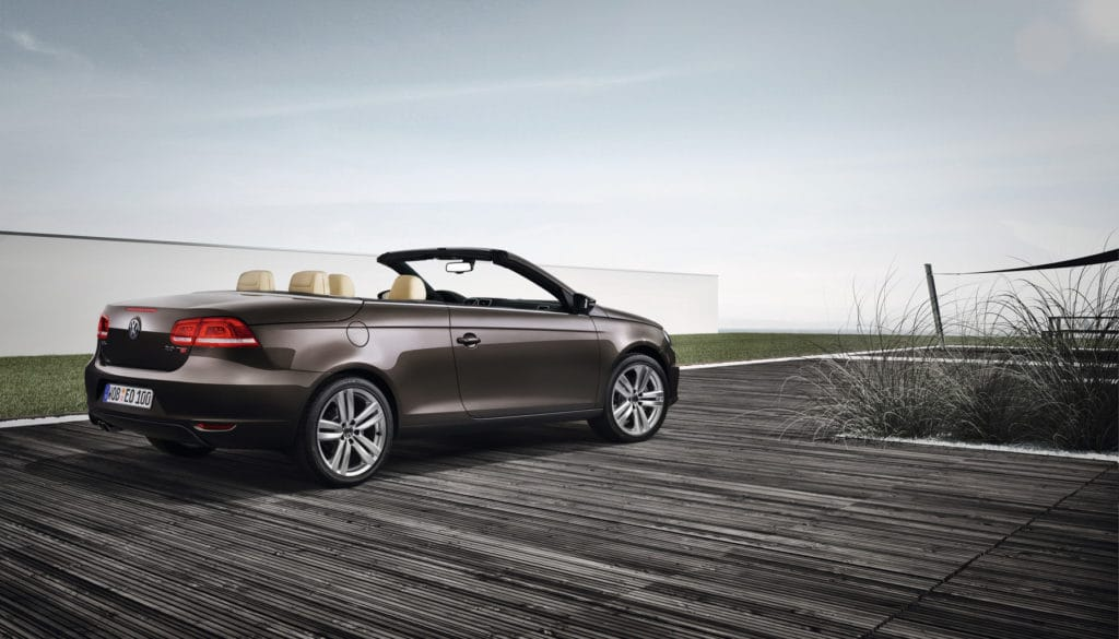 Zahnriemenwechsel beim VW Eos Kosten