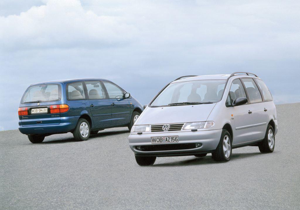 VW Sharan Typ 7M8