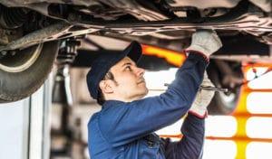 Zahnriemenwechsel VW T6 beim Profi