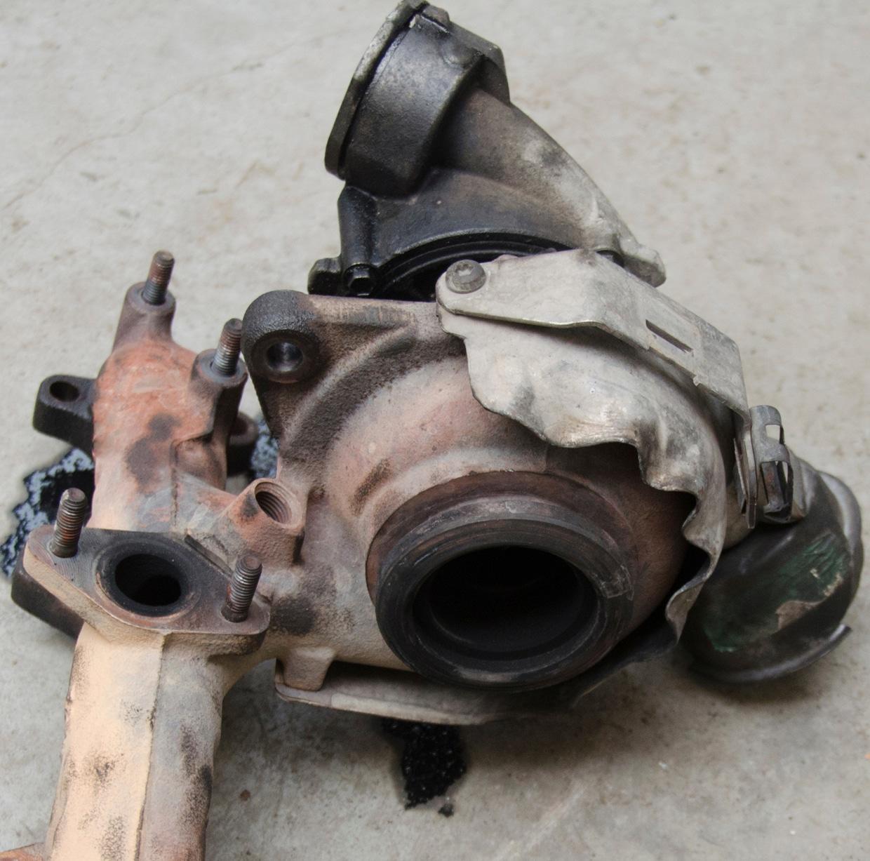 Defekter Turbolader Kosten