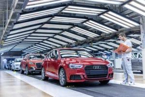 Audi A3/A3 Sportback (8VK, 8VF)