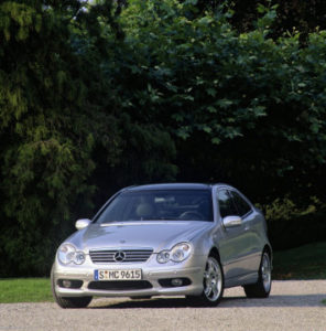 Mercedes-Benz C-Class (W203), Mercedes-Benz C-Class T-Model (S203), Mercedes-Benz C-Class Sportcoupe (CL203)