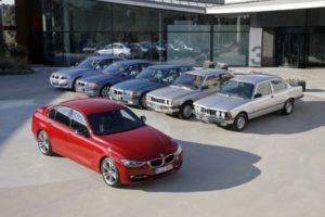 Inspektion bei einem BMW der 3er Reihe