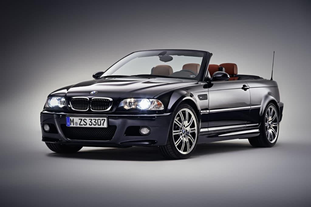 BMW 3 (E46), BMW 3 Touring (E46), BMW 3 Cabriolet (E46), BMW 3 Compact (E46), BMW 3 Coupe (E46)
