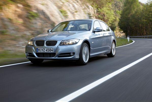Inspektion der BMW 3er vom Typ E90